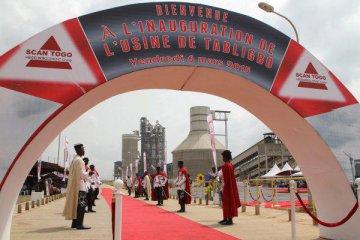 中國公司承建的多哥高壓輸變電項目竣工