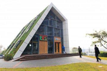 江蘇制定全國首個綠色建築法規