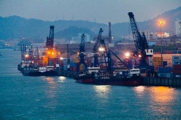 廣東江門船舶出口大幅增長