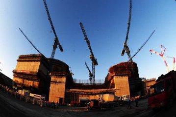 遼寧紅沿河核電廠二期工程銀團貸款協定簽約