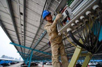 國家電網每年將建設2700萬千瓦新能源並網工程