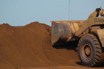 截至4月6日新華鐵礦石價格指數環比下降5個單位至48