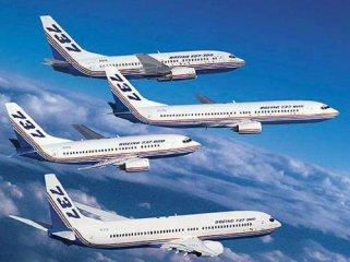 波音去年在華飛機交付和訂單再創新高