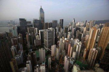 香港樓價及房租連續強勢上漲