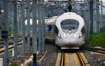 我国首个出口欧洲的动车组项目从上海出关