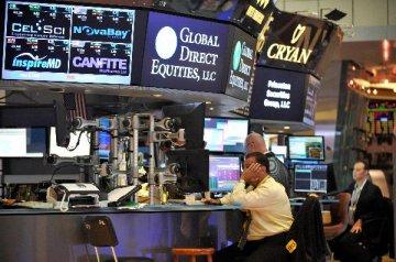 综述:结束六连阴 纽约股市强势反弹