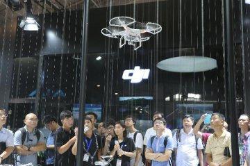英特爾鉅資投向中國無人機製造商