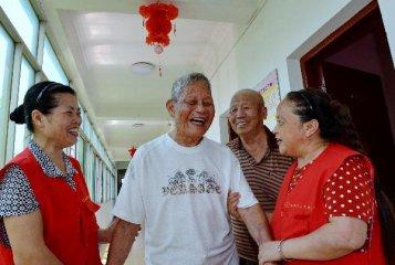 """最高立法机关关注""""中国式养老"""" 居家社区或成""""十三五""""政策投放重点"""