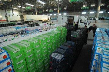 中國將於2020年初步建成全國農產品市場體系
