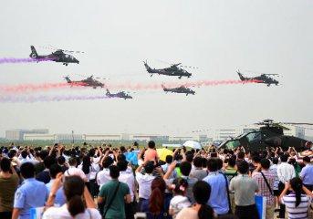 我国自主研制的3吨级民用直升机被正式命名为AC322