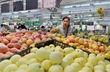 8月份福建省CPI同比上涨2.3%