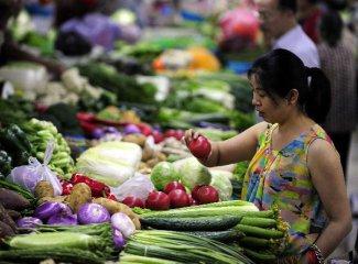8月份居民消费价格同比上涨2.0%