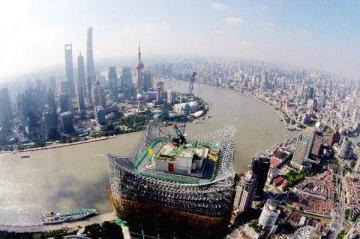 522家外资跨国公司地区总部会聚上海
