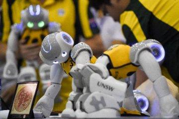 中機盟:我國連續兩年成為全球機器人最大生產國