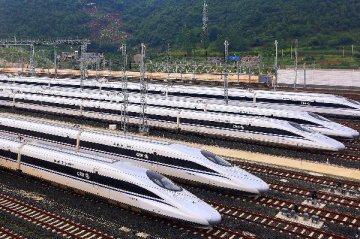 经济分析:美国高铁等三大项目亮相 中美经济合作踏上新航程