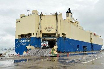 广州将建南沙散货通用码头