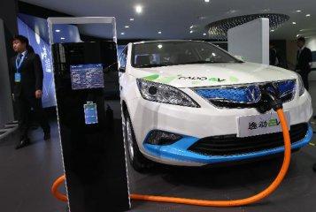 充電設施建設將加快 新能源汽車迎發展機會