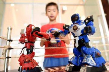 陝西機器人產業技術創新戰略聯盟成立