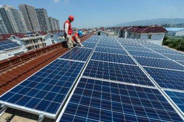 我國增加光伏電站建設規模530萬千瓦