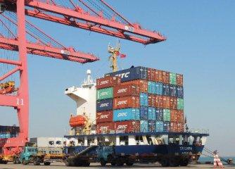 前三季度我国进出口总值同比下降7.9%