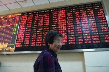 沪深股市流通市值一周增7.31%新报逾38万亿元