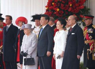 中英经贸迎黄金时代:300亿英镑大单等签