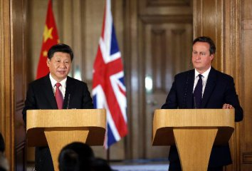 五大行国开行齐聚伦敦 中英金融合作加快