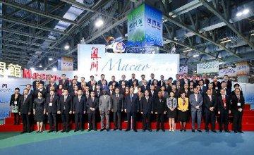 """澳门国际贸易投资展览会:将""""中国商机""""引向葡语国家"""