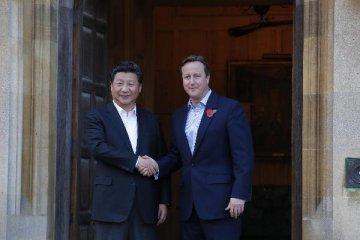 中英签400亿英镑合作协议 涉及59个项目