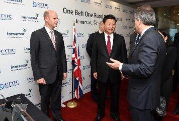 """中英收获""""黄金""""合作 59个项目400亿英镑大单"""