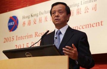 """李小加:期望""""倫港通""""使香港成為期貨商品交易中心"""