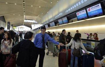 8月国际航空客运量同比增逾5%