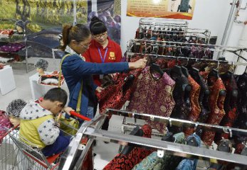 义乌国际小商品博览会成交额微增 印度、韩国境外客商数居前