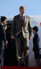 """荷蘭國王:""""一帶一路""""值得全世界與中國合作"""