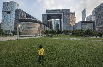 """""""一帶一路""""戰略為香港提供黃金發展機遇"""