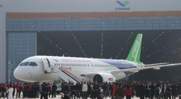 C919聚全球之智構建中國航空製造新格局