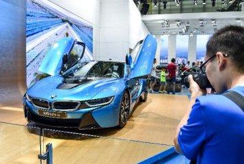冷車市里的新能量 新能源汽車產業一路高歌