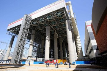 """分析報告:新疆打造裝備製造業基地 開拓""""一帶一路""""新商機"""