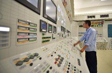 海南昌江核電首台機組並網發電