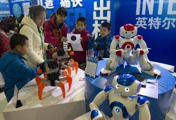 """机器人""""十三五""""规划有望年内发布"""