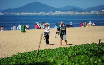 海南前三季度旅遊收入同比增長14.2%