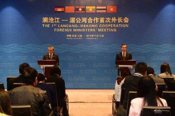 澜沧江-湄公河首次外长会举行 澜湄合作机制正式建立