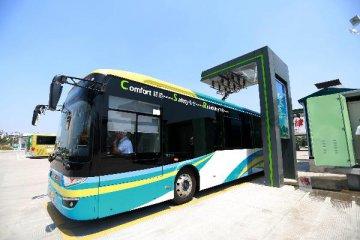 新能源公交新增及更換比重最高將達80%