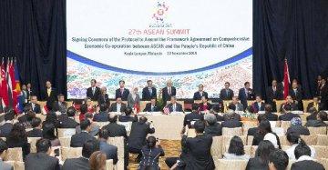高虎城解读中国-东盟自贸区升级《议定书》