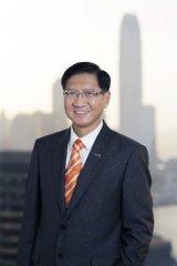 """香港贸发局副总裁:""""一带一路""""助推知识产权贸易"""