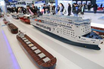 中國海工裝備市場份額居世界首位