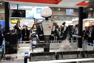 工信部審議機器人產業規劃:加大服務機器人開發力度