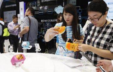 IDC:中國可穿戴設備市場持續增長
