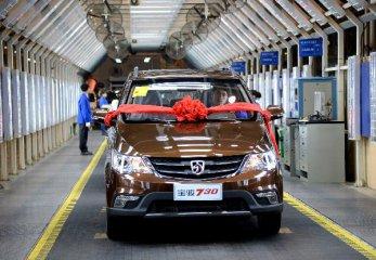 上汽通用五菱單月銷售首破20萬輛