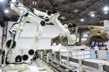 工信部明確十三五重點 工業機器人佔有率提到50%以上